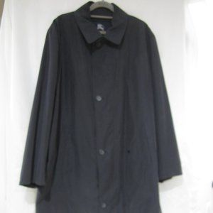 """Burberry 52 3/4 Trench Car Coat Jacket 50"""" Chest"""